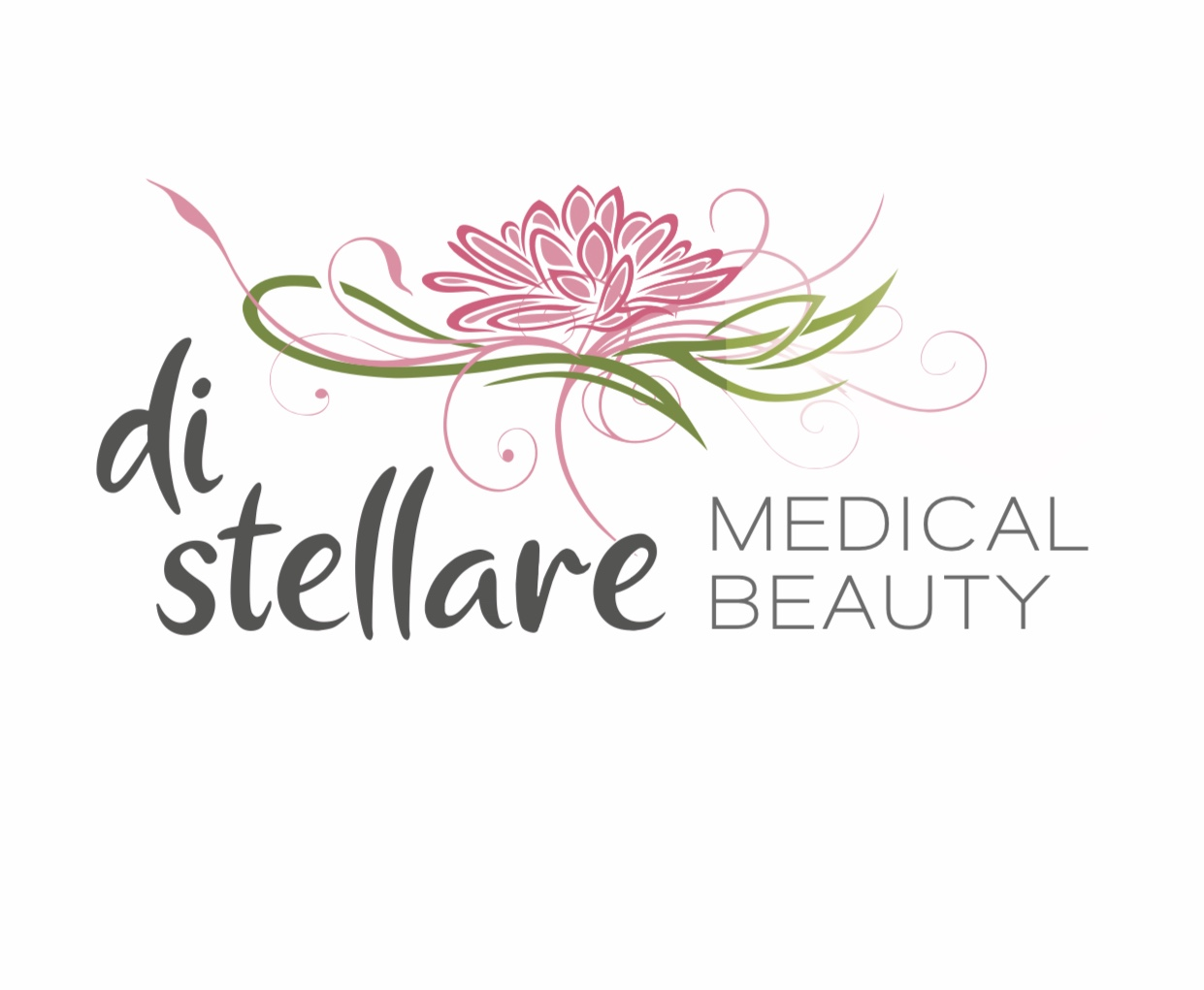 Medical Beauty di stellare Logo
